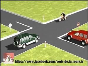 Intersection Code De La Route : ordre de passage v hicules 4x4 moto bycane youtube ~ Medecine-chirurgie-esthetiques.com Avis de Voitures