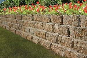Diy Garten Ideen : gartenmauer aus ziegelsteinen selber bauen anleitung diy garten zenideen ~ Indierocktalk.com Haus und Dekorationen