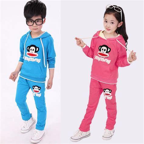 boy girl clothing set