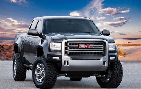 2018 Gmc Sierra Truck Pictures To Pin On Pinterest Pinsdaddy