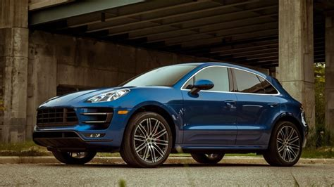 2017 Porsche Macan Turbo With Performance Package Review