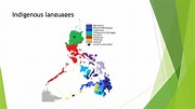 Language of the Philippines ppt