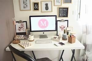 Maison Du Monde Bureau Fille : decoration bureau chambre cristal cos ~ Melissatoandfro.com Idées de Décoration