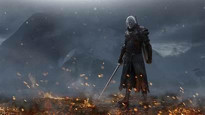 Witcher 4k Geralt Rivia Wallpapers Artwork Cavill