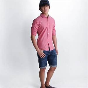 25 Luscious Ways To Style Pink Shirt - Rock the Atittude