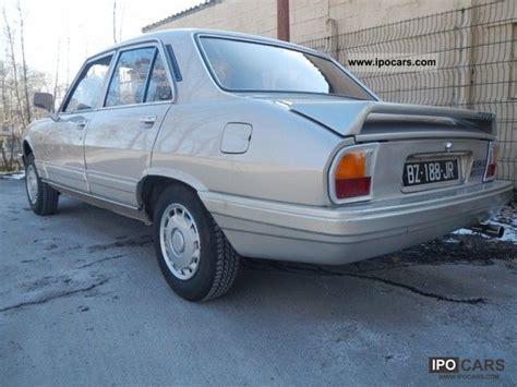 1980 Peugeot 504 Break Diesel