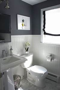 10 rooms featuring beadboard paneling2014 interior design for Bead board in bathroom