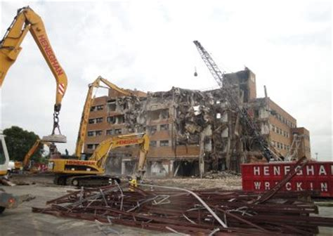 commercial demolition projects heneghan wrecking