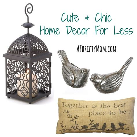 home decor for less home decor for less chic decor