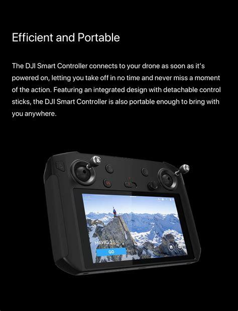 buy dji smart controller   p screen today
