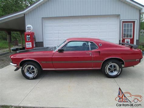 69 Ford Mustang by 69 Ford Mustang