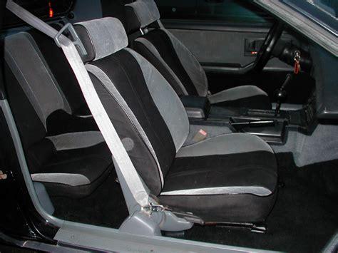 3rd Camaro Custom Interior by Two Tone Custom Interiors Third Generation F