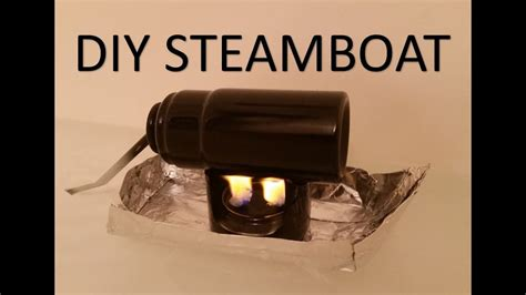 Steamboat Homemade by Homemade Micro Steamboat Youtube