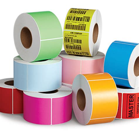 color labels self adhesive colour labels sticky labels
