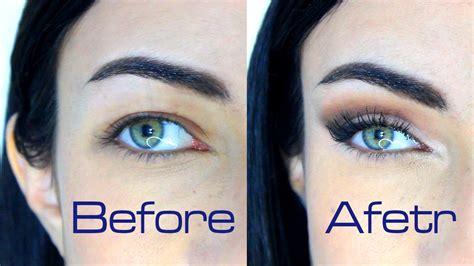 makeuptutorial  hoodeddroopy downturned eyes makeupandartfreak makeup  downturned