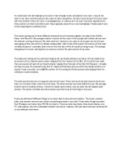 Descriptive Essay About A Dorm Room  Gcse English