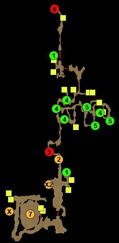 dungeon siege map maps act 4 dungeon siege iii guide gamepressure com