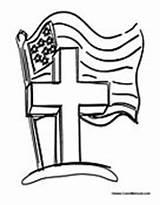Coloring Memorial Veterans Sheets 4th Crafts Clip Patriotic Heroes Church sketch template