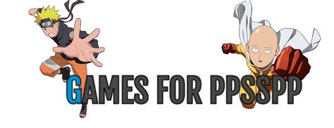 Games For Ppsspp