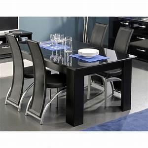 Chaise Table A Manger : table a manger et chaises pas cher ~ Teatrodelosmanantiales.com Idées de Décoration