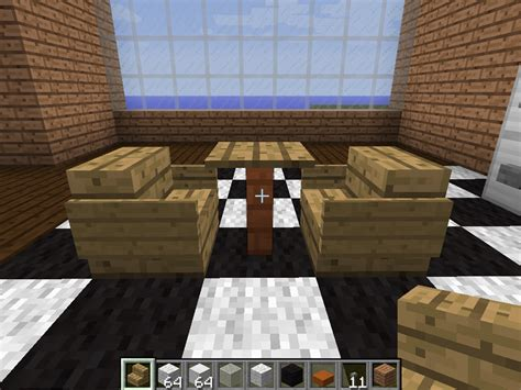 Minecraft Kitchen On by How To Make A Kitchen In Minecraft 12 Steps With Pictures