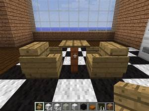 How to make a kitchen in minecraft 12 steps with pictures for Kitchen furniture minecraft command