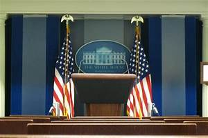 Trump White House To Add 'Skype Seats' To Press Briefing Room