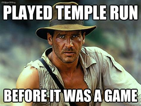 indiana jones asian memes