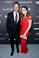 Chris Harrison, Girlfriend Lauren Zima Make Red Carpet ...