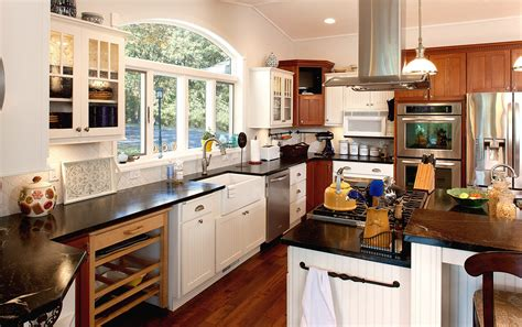 Kitchen Design Ideas Photo Gallery by 35 Beautiful Transitional Kitchen Exles For Your