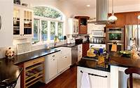 kitchen design ideas 35 Beautiful Transitional Kitchen Examples for Your ...
