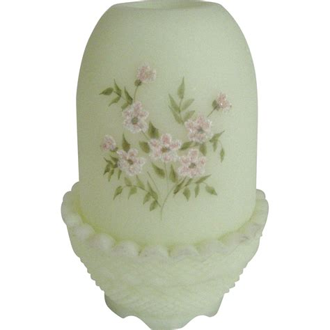 fenton pink blossom fairy light from thedaisychain on ruby