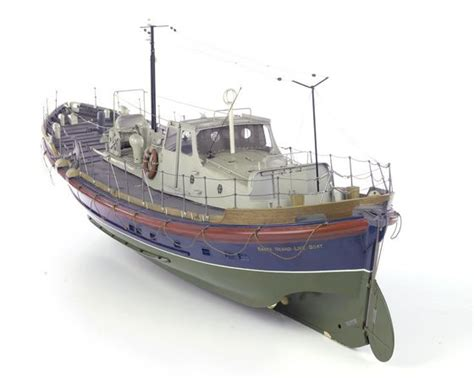 RNLI 47ft Watson Lifeboat