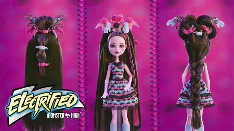 Jocuri Monster High Draculaura Hairstyle