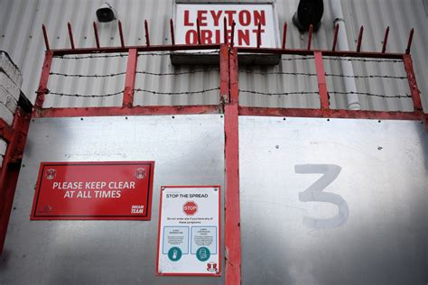 Tottenham and Leyton Orient face anxious wait to see if ...