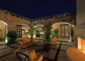 style home plans with courtyard tuscan style house plans with courtyard