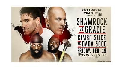 Bellator Shamrock Ken Kimbo Slice Gracie Royce