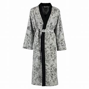 Bademantel Damen Grau : bademantel damen nickivelours flora 80 baumwolle 20 polyester grau gr e xl morgenstern ~ Buech-reservation.com Haus und Dekorationen