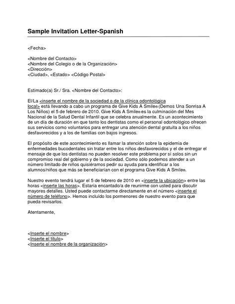 informal letter format spanish world