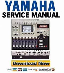 Yamaha Aw4416 Professional Audio Workstation Service