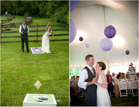 Do It Yourself Style Backyard Wedding
