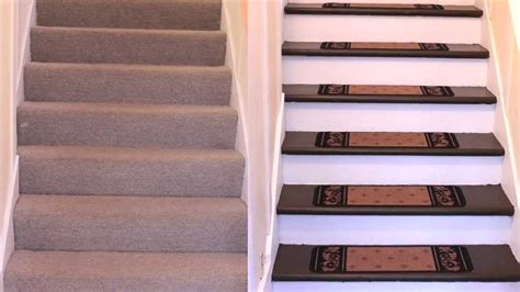 basement door how to renovate carpeted stairs to hardwood diy