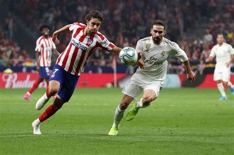 Atlético de Madrid vs Real Madrid mejores fotos del ...