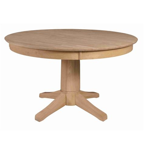 solid dining table bare wood fine wood
