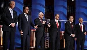 Past Campaigns: The 2008 Republican Party Race ...