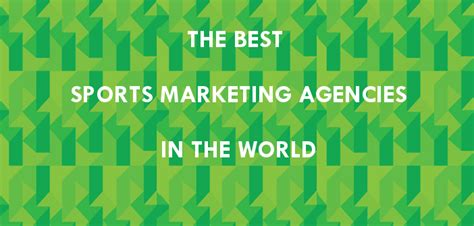 best marketing courses in the world what are the top sports marketing agencies in the world