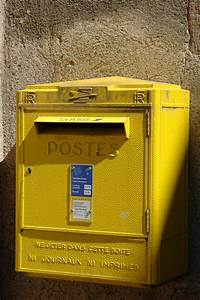 Boite à Lettre La Poste : file bo te murale jaune de la wikimedia commons ~ Dailycaller-alerts.com Idées de Décoration