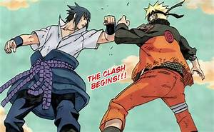 *Sasuke v/s Naruto : The Final Battle* - Uzumaki Naruto ...