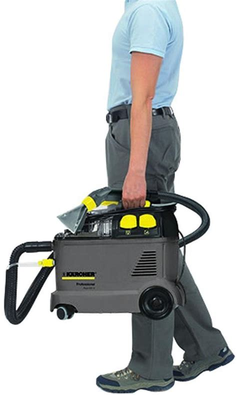 Professional Upholstery Cleaner karcher puzzi 8 1c 1200w professional upholstery and