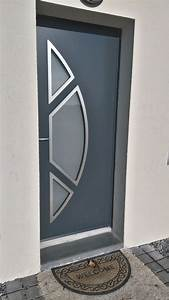 Porte Entrée Aluminium Rénovation : r novation porte d 39 entr e et volets battants en aluminium ~ Edinachiropracticcenter.com Idées de Décoration